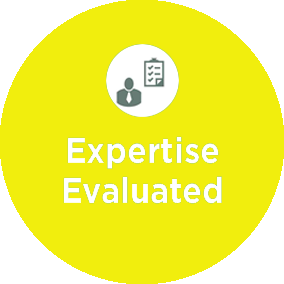 Expertise Evaluated